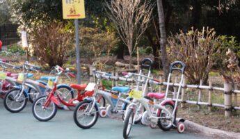 Apprendre à faire du vélo à Tokyo