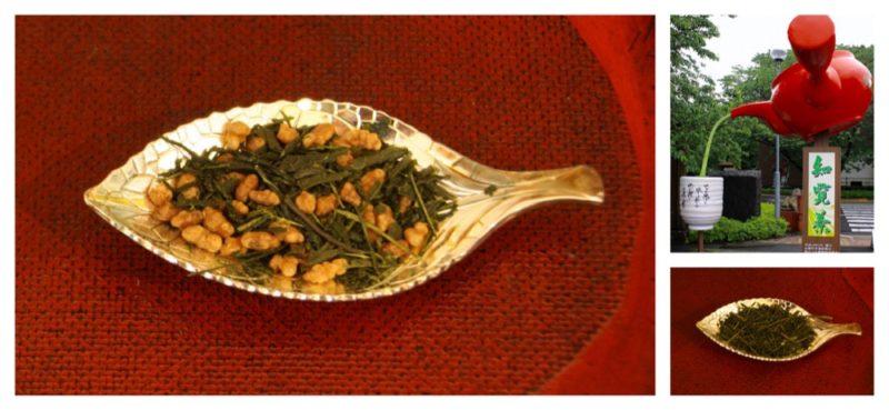 Connaissez vous le thé vert ? Thé genmaicha, Thé sencha, français à tokyo, vivre à tokyo