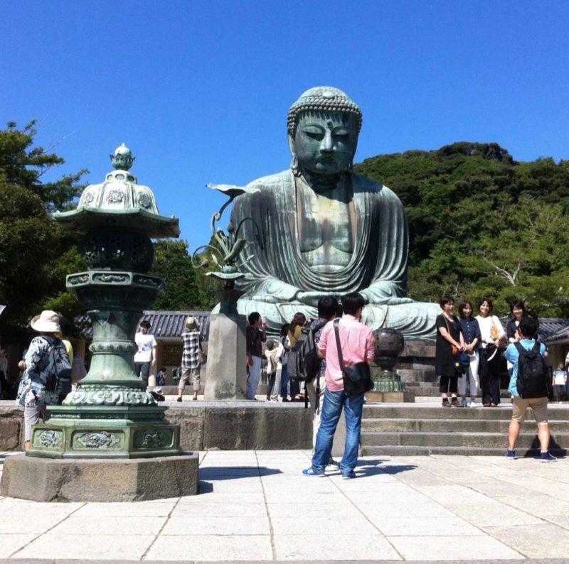 Daibutsu à Kamakura