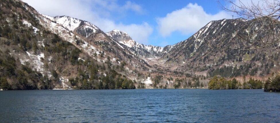 Le lac Yunoko à Yumoto Onsen