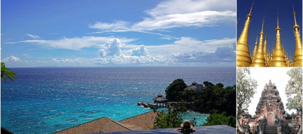 voyager en Asie Philippines Birmanie Bali