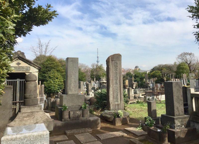 Le cimetière de Yanaka, vister Tokyo et le Japon, expatriation à tokyo