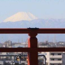 La vue du Mont Fuji, Visiter Tokyo