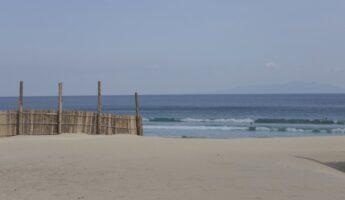 Plage de Shirahama les plages de shimoda
