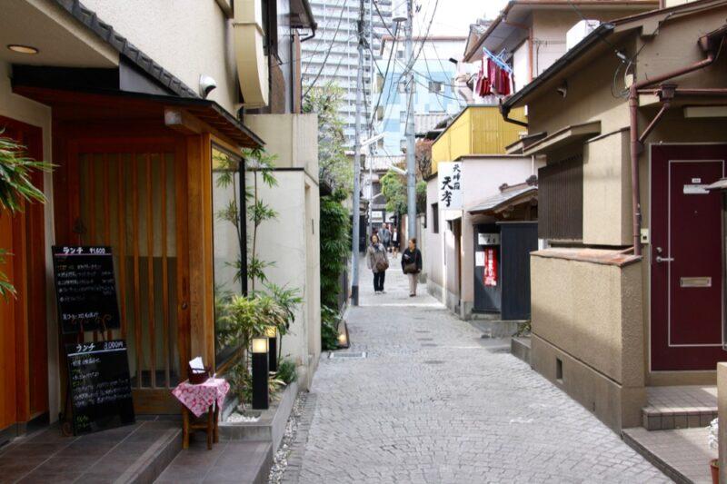 Kagurazaka, Iidabashi, Tokyo, Visiter Tokyo, Expatriation à Tokyo, Vivre à Tokyo