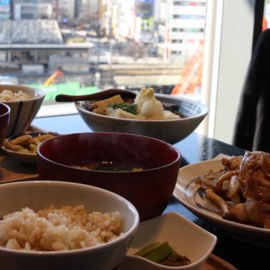 Un déjeuner au Suju Dining de Shibuya, vivre à tokyo, expatriation à tokyo, français à tokyo
