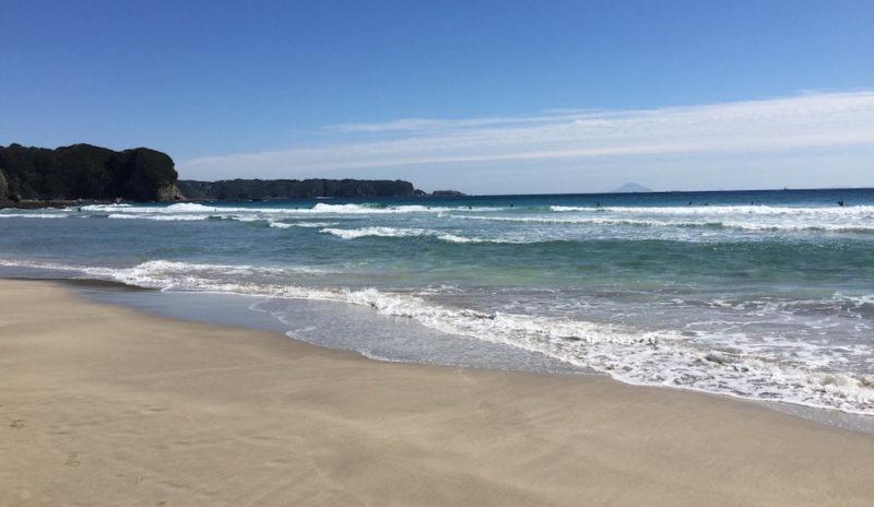 La plage d'Iritahama, Visiter Tokyo et le Japon