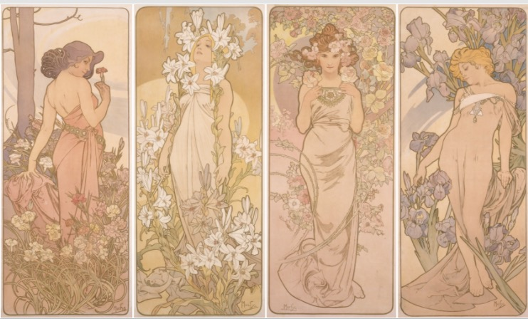 Exposition de Mucha au National Art Center, visiter Tokyo et le Japon
