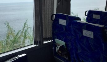 Train en route pour Shimoda, pass de train, vivre àtokyo, visiter tokyo et le japon