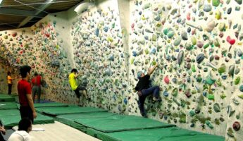 faire de l'escalade à Tokyo, sport à tokyo, vivre a tokyo, expatriation tokyo, mur d'escalade tokyo