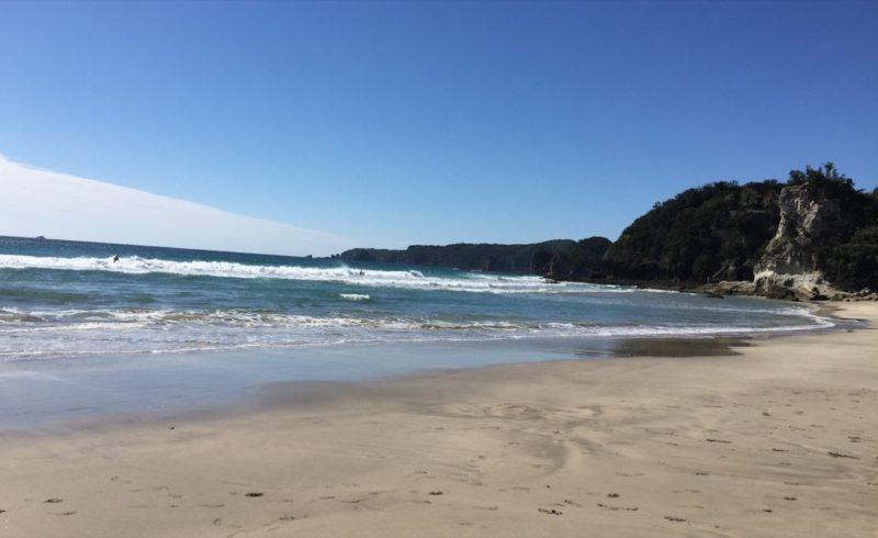 La plage de Tatadohama, Visiter Tokyo et le Japon