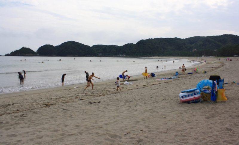 La plage de Yumigahama, Visiter Tokyo et le Japon
