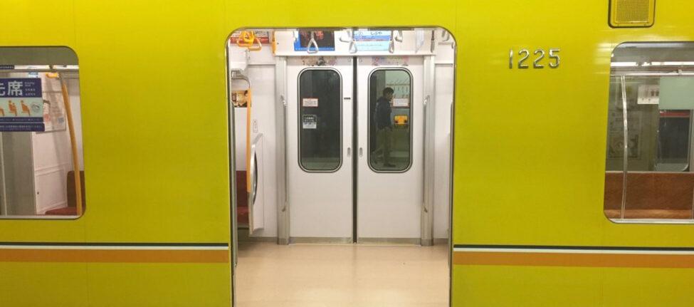 La ligne Ginza à Tokyo prix ticket de métro Tokyo visiter Tokyo voyager au Japon transport en commun japon