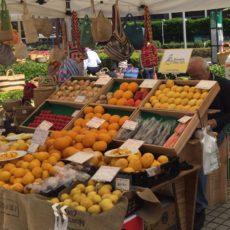 Les fruits et légumes au Farmer's market - Tokyo