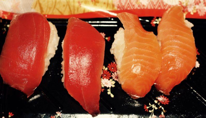 Les sushi à Tokyo