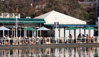 Boire un verre en terrasse à Tokyo, vivre à tokyo, expatriation à tokyo