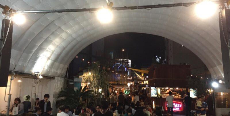 Un soir à Commune 2nd, vivre à tokyo, visiter tokyo, expatriation à tokyo