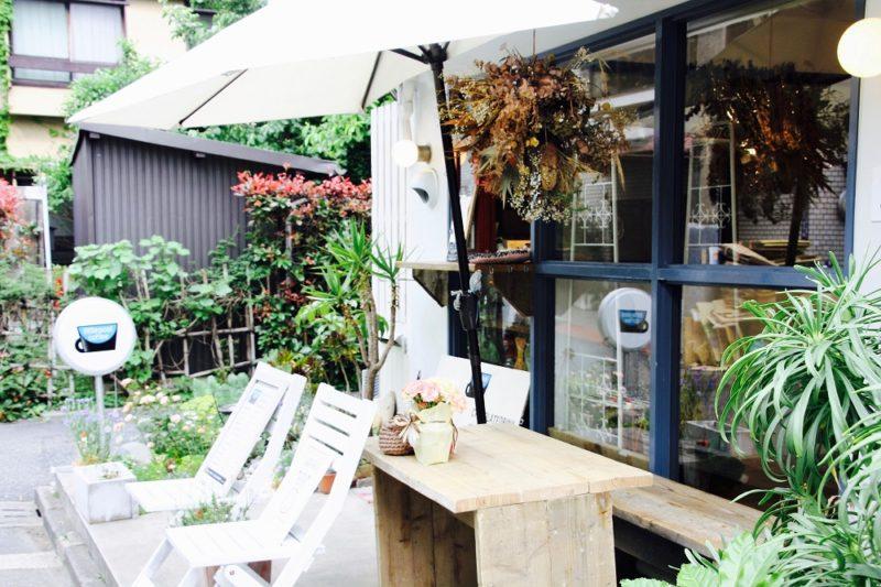 Little Pool le café qui aime les propriétaires de chien, Aoyama, Visiter Tokyo et le Japon