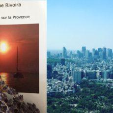 Le livre Soleil Levant sur la Provence, de Philippe Rivoira
