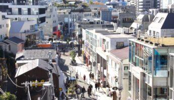 La rue cat street à Tokyo, vivre a tokyo, une ambiance magique, Visiter Tokyo, petit budget