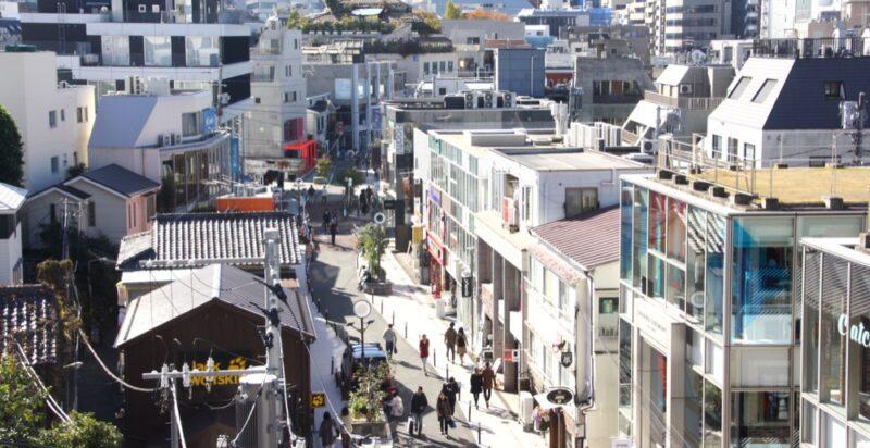 La rue cat street à Tokyo, une ambiance magique, Visiter Tokyo