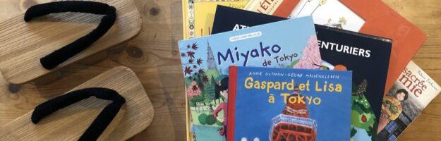 japon livre jeunesse, vivre a tokyo, voyage au japon