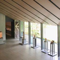L'intérieur du musée Nezu
