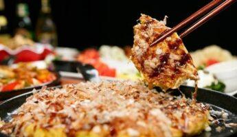 okonomiyaki et monjayaki tokyo
