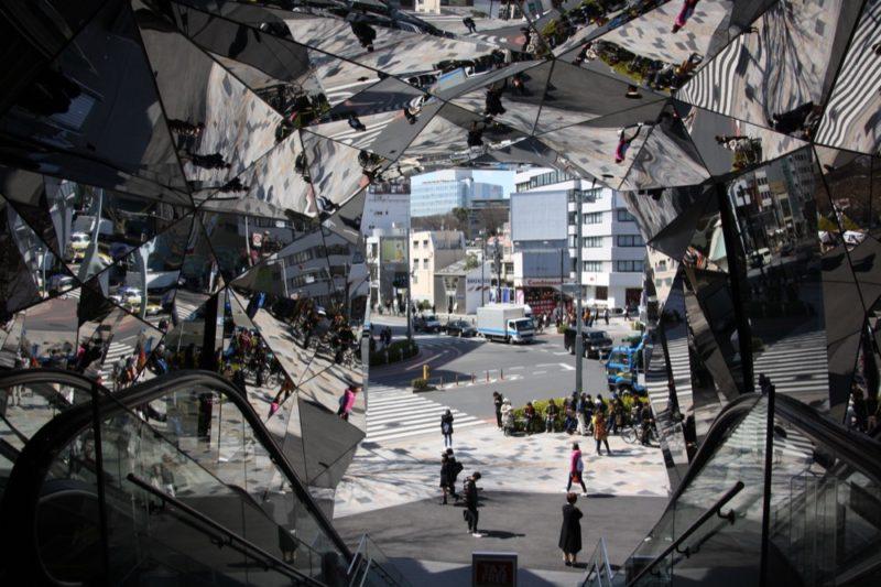 Carrefour Meiji jingu Mae, Omotesando, Harajuku, visiter Tokyo, vivre a tokyo
