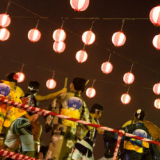 O-bon Bon Odori© Mervin Lay, vivre a tokyo, visiter tokyo, culture japonaise, expatriation tokyo, japon