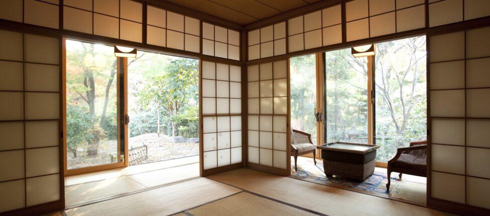 Exemple d'aménagements d'une maison à Tokyo, LaKeyaki