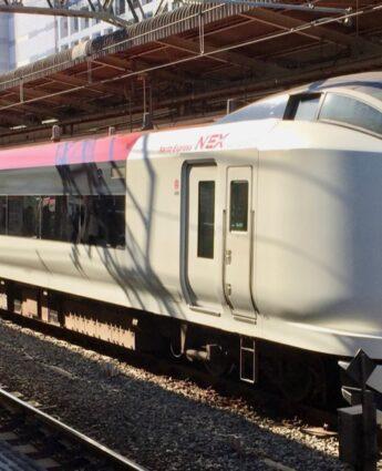 L'arrivée à Tokyo en Narita Express, vie à Tokyo, vivre a tokyo, visiter tokyo