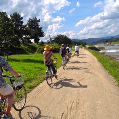 Une visite de Kyoto à Vélo © Vivre Le Japon