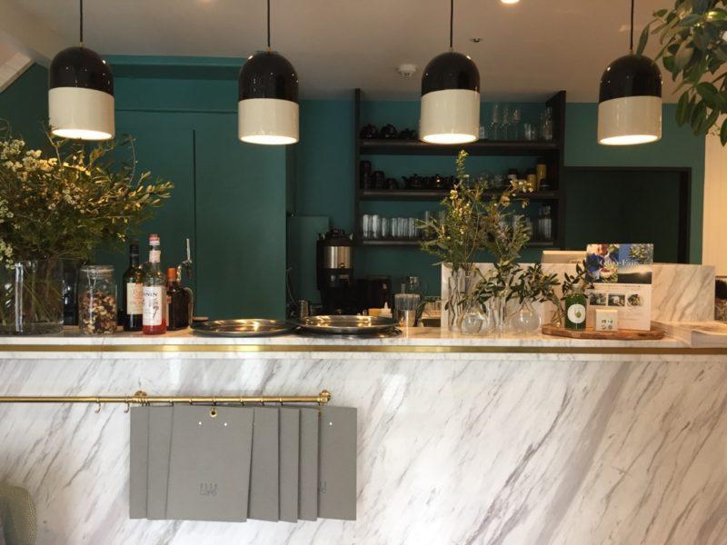 Chez Elle café, Omotesando, Vivre à Tokyo, visiter tokyo