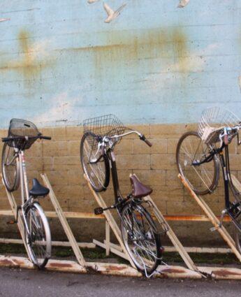 Un parking à Vélo, garer son vélo a tokyo Vivre à Tokyo