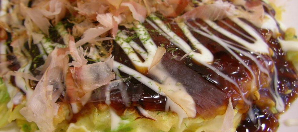 okonomiyaki recette japonaise cuisine japonaise by hajime nakano