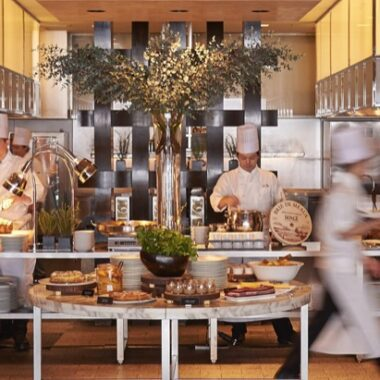 Un brunch chez French Kitchen, Grand Hyatt, Vivre à Tokyo