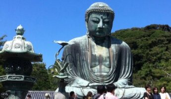 Le grand bouddha, Kamakura, Visiter Tokyo et le Japon