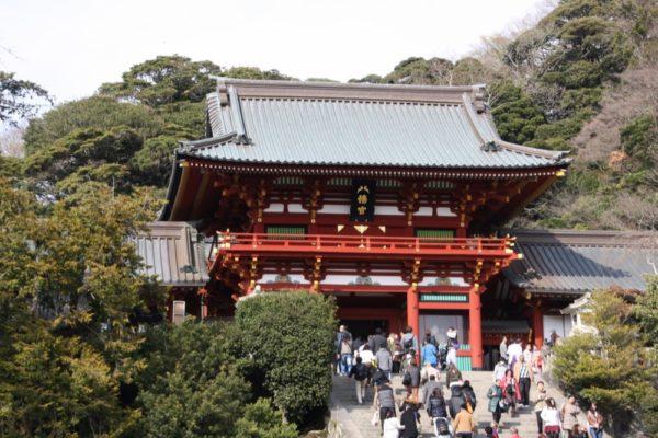 Le sanctuaire Tsurugaoka Hachiman-gu, principal sanctuaire de kamakura, Visiter Tokyo et le Japon