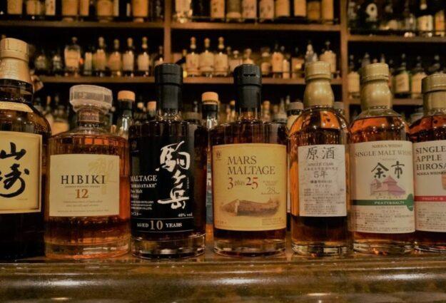 whisky japonais, bar à whisky, Zoetrope, whisky Tokyo, vivre à tokyo, expatriation tokyo, visiter tokyo