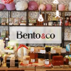 La boutique Bento&co à Kyoto, Visiter le Japon et Kyoto
