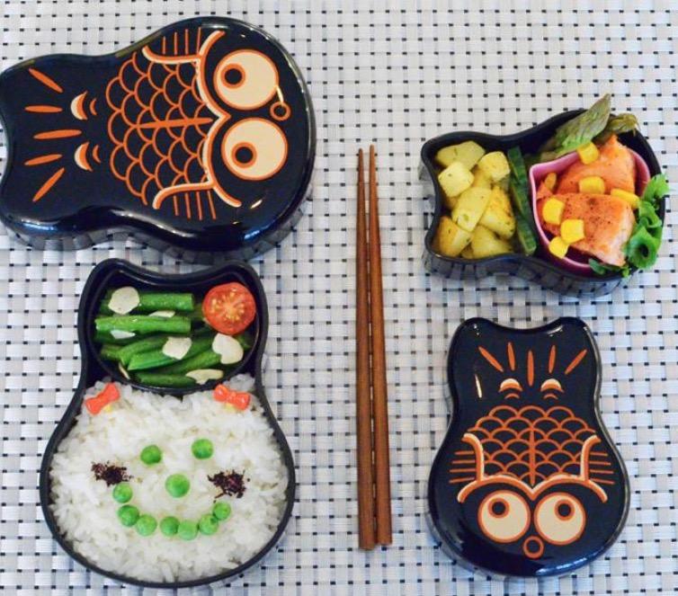 Une boîte à Bento, kyoto, Vivre à Tokyo