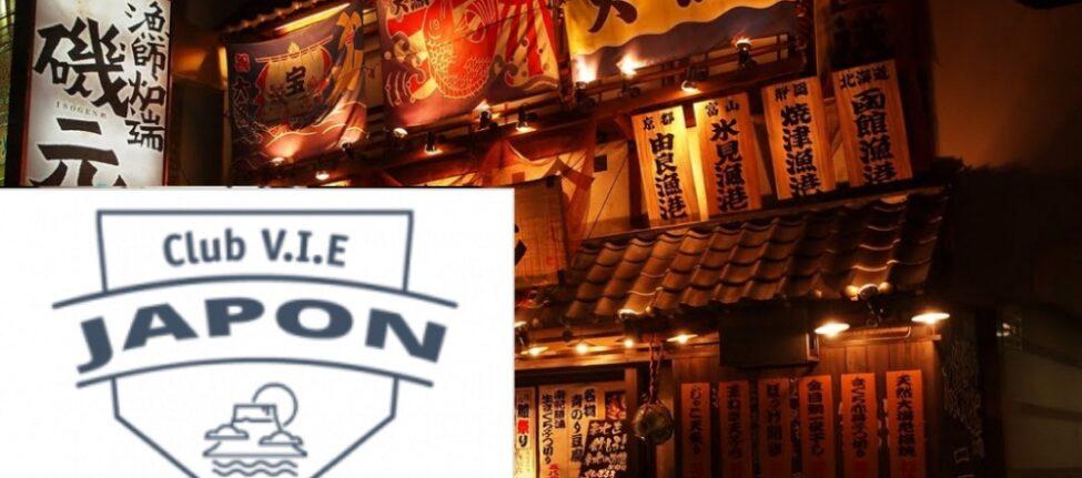 Le club VIE du Japon, travailler à Tokyo