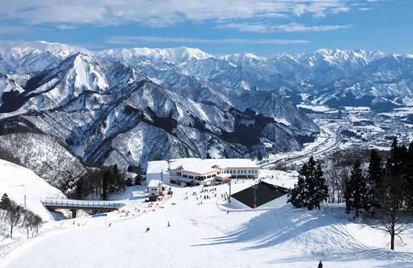 Skier à Gala Yuzawa, Japon, Vivre à Tokyo