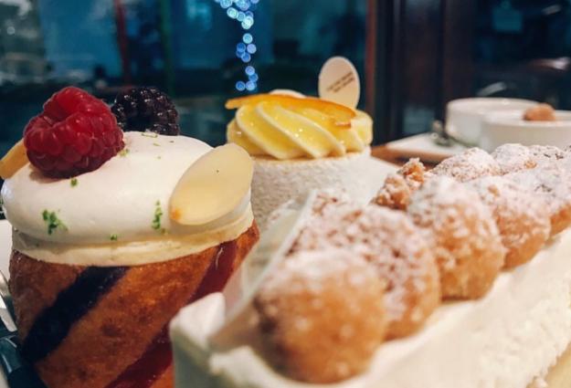 pâtisserie française tokyo japon