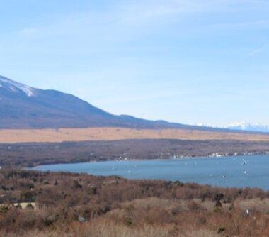 Le Lac Yamanaka au pied du Mt Fuji, Excrusion depuis Tokyo, Visiter Tokyo et le Japon