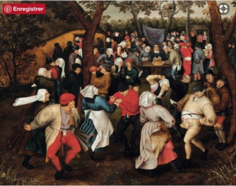 Exposition Brueghel à Tokyo, Vivre à Tokyo