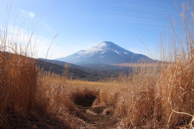 Une randonnée au pied du Mont Fuji, visiter Tokyo, visiter le Japon