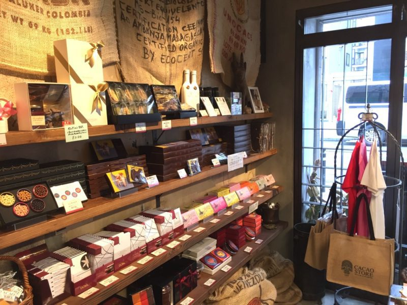 Le cacao store, shibuya, St valentin, expatriation à Tokyo