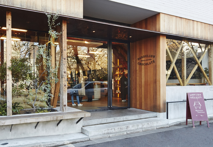 chocolat tokyo, dandelion chocolate japan, visiter tokyo, expatriation tokyo, vivre a tokyo